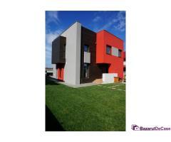 De vanzare vila moderna, arhitectura deosebita, langa padure